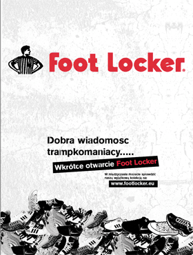 Foot Locker - Arkadia
