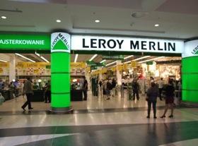 Leroy Merlin Arkadia Warszawa